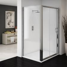 newark 1200x700mm shower enclosure with tray victorian plumbing