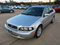 volvo s40 2004 used volvo s40 1 9t at car guys serving houston tx iid 16025074