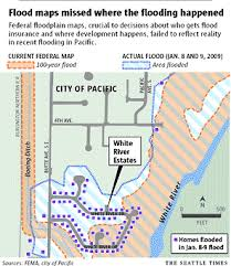 seattle flood map local news flood maps missed pacific homeowners got soaked