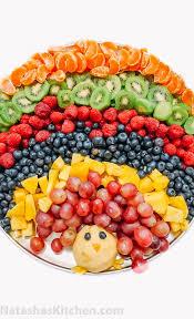 thanksgiving menu made easy turkey fruit platter thanksgiving