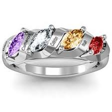 children s birthstone rings for mothers i could this as a s ring since i only need 3 stones