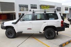 land cruiser lift kit nissan patrol gu wagon 2 inch superflex lift kit 4x4 airbags