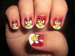 25 best ideas about cartoon nail designs on pinterest nail art