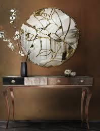 Wall Tables Interior Design Ideas To Combine Console Tables And Wall Mirrors