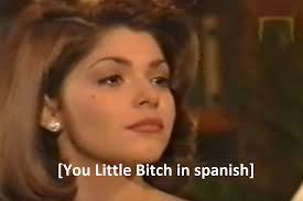 beautiful in spanish soraya montenegro know your meme