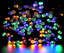 Unique Outdoor Christmas Decorations by Solar Christmas Lights Outdoor Christmas Lights Decoration