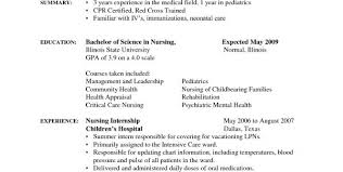 Community Health Nurse Resume Nicu Nurse Resume Professional Nicu Nurse Templates To Showcase