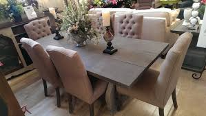 small round glass dining table tags beautiful gray dining room