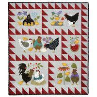 wall hanging kits quilting sewing