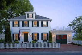 colonial style house colonial style house exuding calmness by ahearn architect