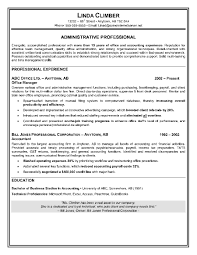 free resume templates for executive assistant exle of an administrative assistant resume free resume