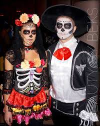 sugar skull costume 25 unique costumes for couples stayglam