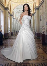 sleeveless wedding dress things to about choosing strapless wedding dresses