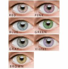 halloween colored contacts non prescription soft color contact lenses soft color contact lenses suppliers and