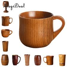 Coffee Cups Online Get Cheap Wooden Coffee Mugs Aliexpress Com Alibaba Group