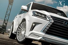 white lexus ag luxury wheels lexus lx570 forged wheels