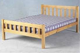 carlow wooden single bed frame the direct bed store
