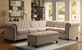 White Leather Tufted Sofa Amazing Furniture White Leather Sofa 7 Grey Tufted