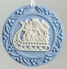 wedgwood annual jasperware ornament at replacements ltd