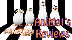the penguins of madagascar animat u0027s reviews penguins of madagascar electric dragon