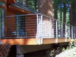 deck cable railing ultra tec cable railing