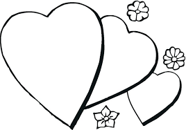 Hearts With Wings - with wings coloring pages hearts and roses coloring