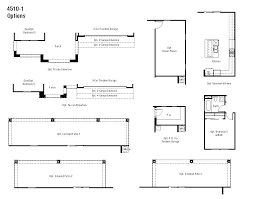 Homes With Two Master Bedrooms Lowell Floor Plan At Bridges At Gilbert Landmark Collection In