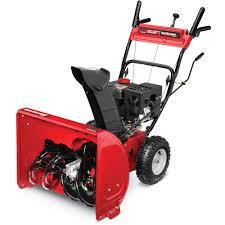 black friday snow blower yard machines 24