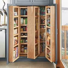 kitchen storage cabinets with doors multi storage pantry with swing out shelves wood storage