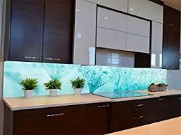 küche türkis dalinda küchenrückwand 260 x 50cm küchenboard küchenrückseite
