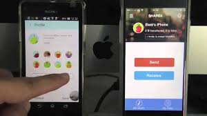 send files from android to iphone how to wirelessly transfer files between android ios devices