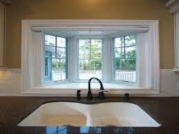 garden kitchen windows bay window above kitchen sink small