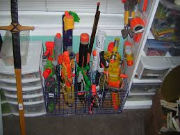 Zombie Bedroom Ideas Nerf Storage Ideas A And A Glue Gun