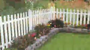 How To Build Backyard Fence Building A Horizontal Fence Fencing How To Videos And Tips At