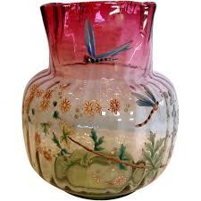 Antique Hand Blown Glass Vases 1021 Best Art Glass Images On Pinterest Glass Vase Antique