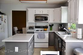 painting wood cabinets white in kitchen deductour com