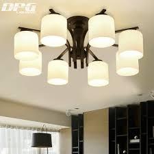 Schlafzimmer Lampen Decke Moderne Led Weißem Milchglas Decke Leuchten Lampe Für