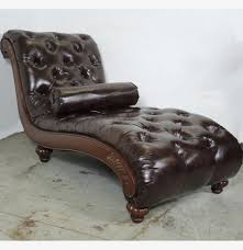 Antique Chaise Lounge Sofa by Chair Archaicfair Antique Leather Chaise Lounge Chair Med Art Home