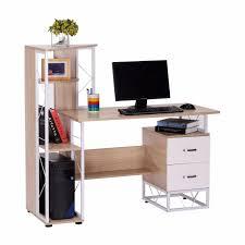 meuble bureau fermé avec tablette rabattable meuble bureau blanc meuble caisson bureau caisson de bureau caisson