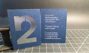 Print On Business Cards Foil Stamping U0026 Custom Letterpress Printing In Manhattan