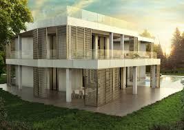 Design Villa by Top International Architecture Design Private Villa San Marino