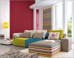 home colour schemes interior living room charming and bright modern apartment living room