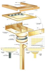 diy plans captain desk woodworking pdf download carport idolza