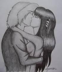 people kissing by emmajameson27 on deviantart