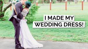 my wedding dresses i made my wedding dress the ultimate wedding diy the cat