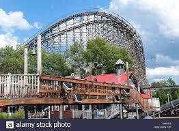 Toro Six Flags Six Flags Theme Park Stock Photos U0026 Six Flags Theme Park Stock