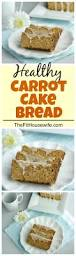 carrot cake bread the fit housewife