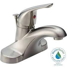 bathroom sink delta bathroom sink faucet installation