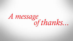 2015 thanksgiving message for staff