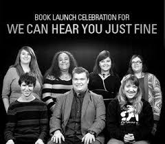 Support Groups For The Blind Stephen Pruitt No Ordinary Book U0027we Can Hear You Just Fine
